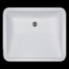 Gemstone 1416-V ADA Lavatory Bowl