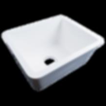 1515-ES Single Bowl Sink
