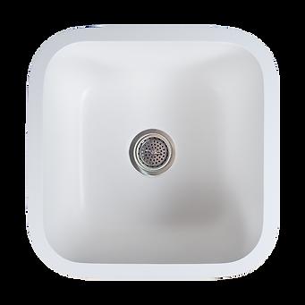 1616-S Single Bowl Sink
