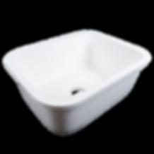 1517-S Single Bowl Sink