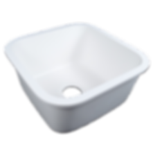 1016-S Single Bowl Sink