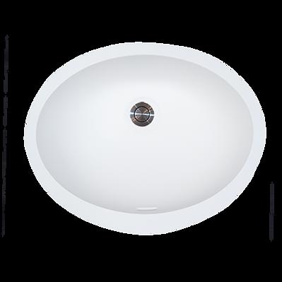 1410-VO Lavatory Bowl