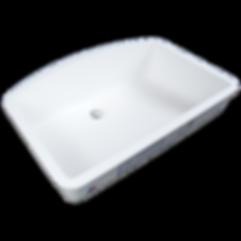 1217-VO Lavatory Bowl
