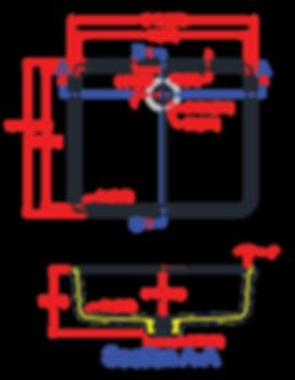 1518-V ADA Lavatory Bowl