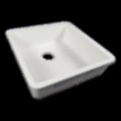 1616-UES Single Bowl Sink