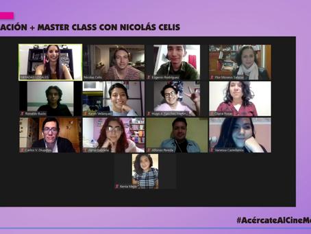 MASTER CLASS CON NICOLÁS CELIS