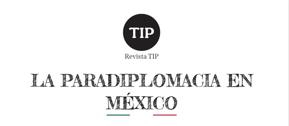 El MVCH es mencionado en revista especializada, Trabajos de Investigación en Paradiplomacia.