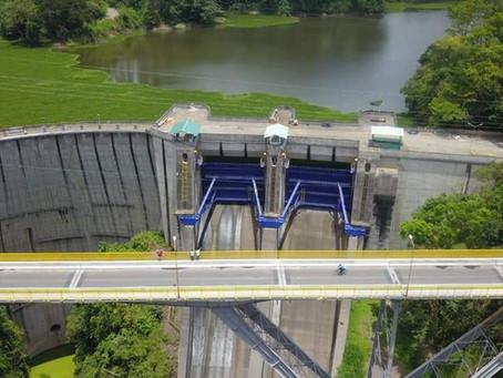 La Planta Hidroeléctrica Cachí