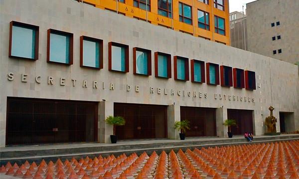 !MVCH llega a portal de Secretaría de Relaciones Exteriores!