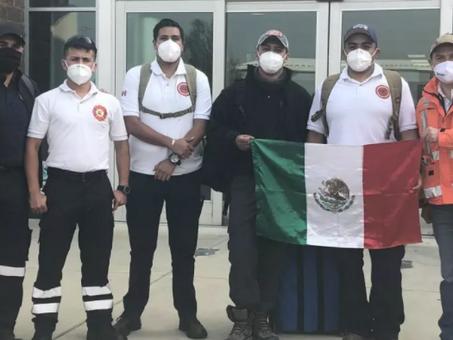 Visitan Guanajuato bomberos de Ashland