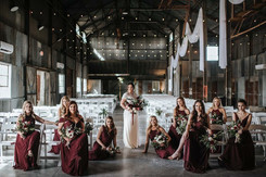 Bridal Party | Velvet Mesquite Designs | Kitalou Gin | Annique Marie Photography