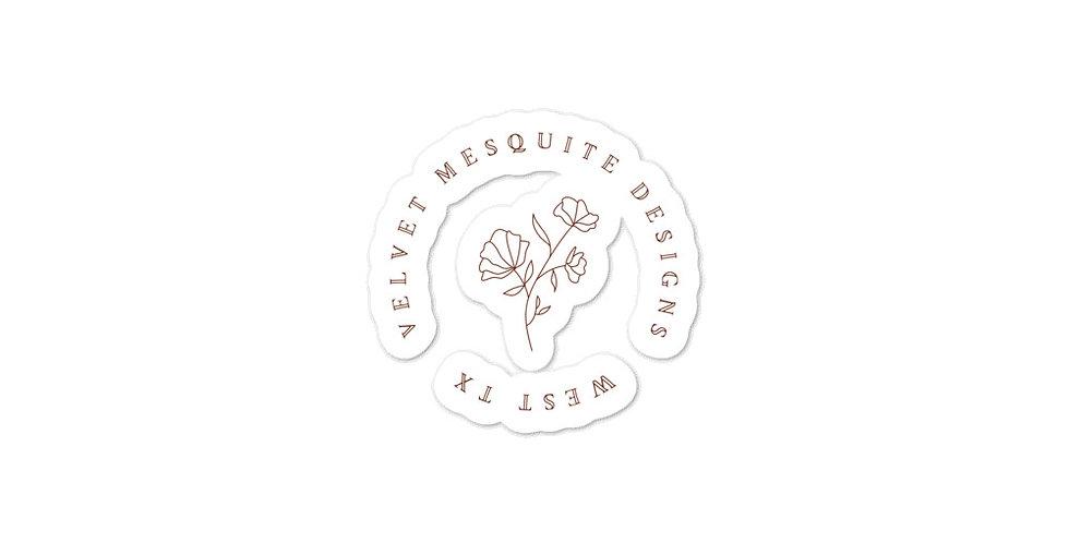 Velvet Mesquite Sticker
