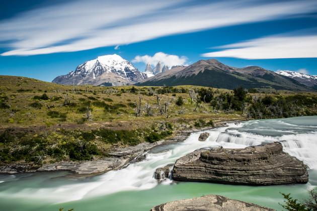 Torres del Paines, Chile.