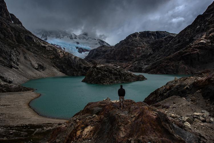 Adventure en el Chalten, Argentina.