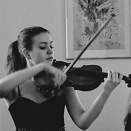 Elena Provozina Reser (violin) - Neo Duo