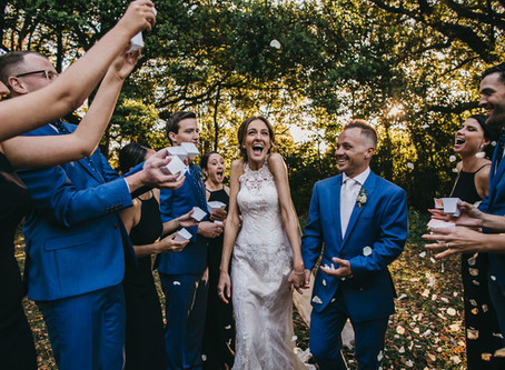 REAL WEDDING // Georgia & Jeb