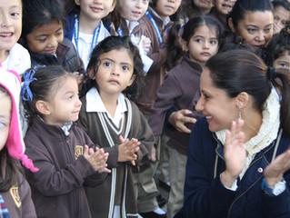 La Selección de un Centro Educativo para niños de 3 a 6 años.