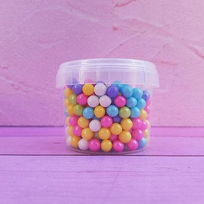 סוכריות סודה פנינים צבעוני
