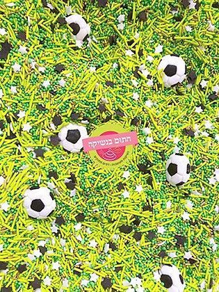 מיקס סוכריות כדורגל