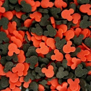 סוכריות מיקי מאוס שחור אדום