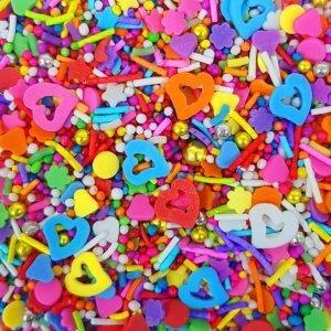 סוכריות מיקס פנטזיה צבעוני