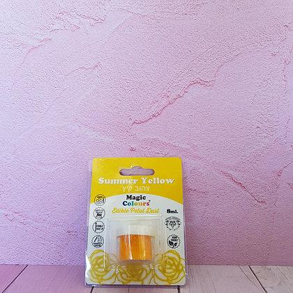 אבקת איבוק פסטל דאסט צהוב קיץ