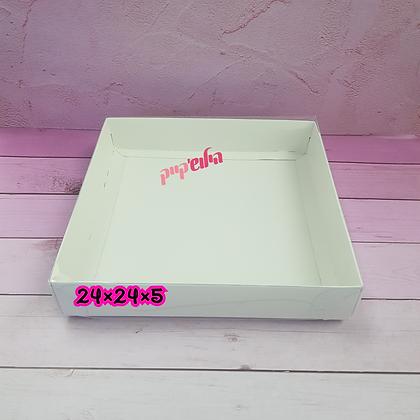 קופסא שקופה 24×24×5