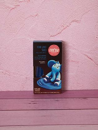 בצק סוכר כחול 150 גרם
