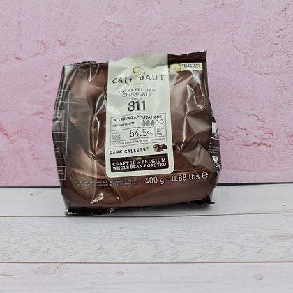שוקולד קליבו מריר 400 גרם