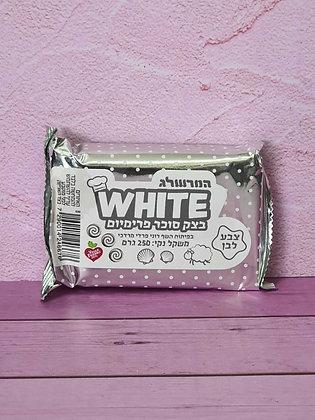 בצק סוכר לבן 250 גרם