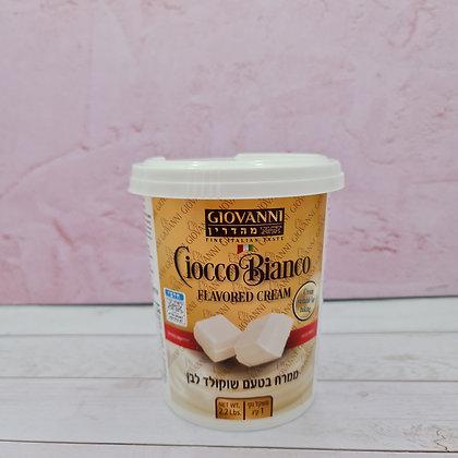 ממרח בטעם שוקולד לבן חלבי - קילו