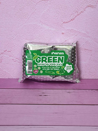 בצק סוכר ירוק 250 גרם