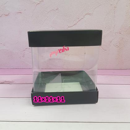 קופסא 11×11×11 שחורה
