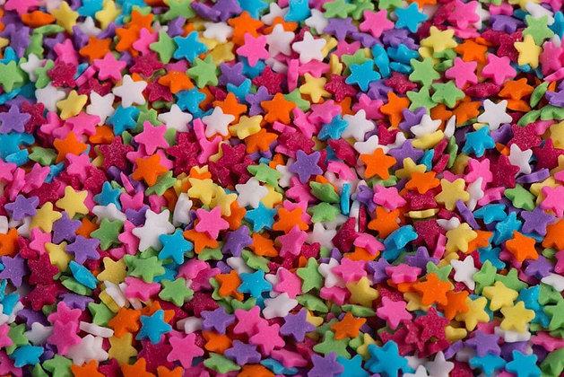 סוכריות כוכבים צבעוני 02