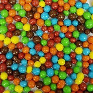 סוכריות קליק צבעוני קטן