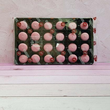 24-חצאים עוגיות מקרון סגול