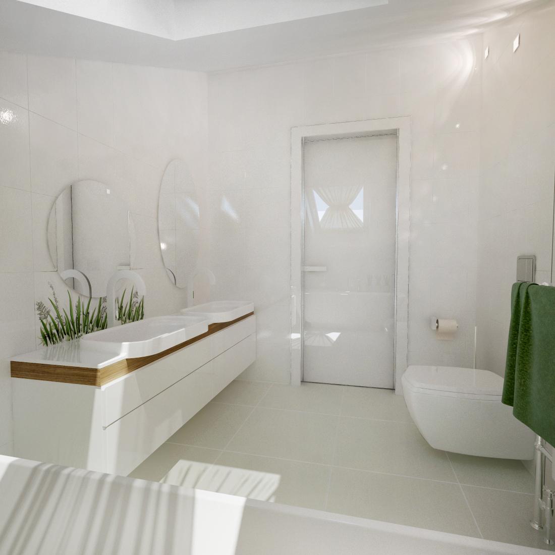 Ванная комната детская