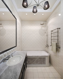 Ванная хозяйки