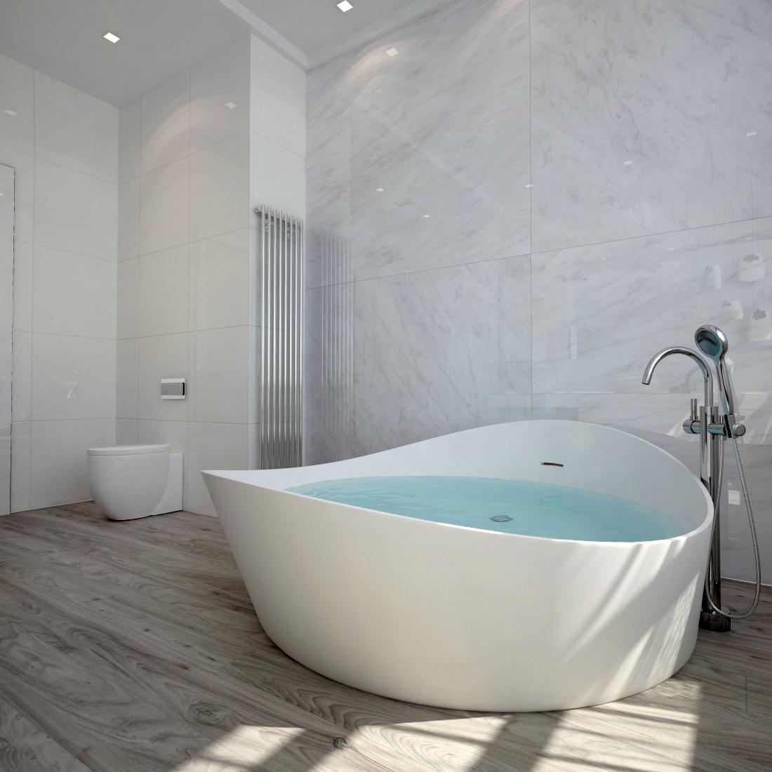 Ванная комната хозяев