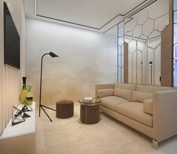 Гостиная - спальня