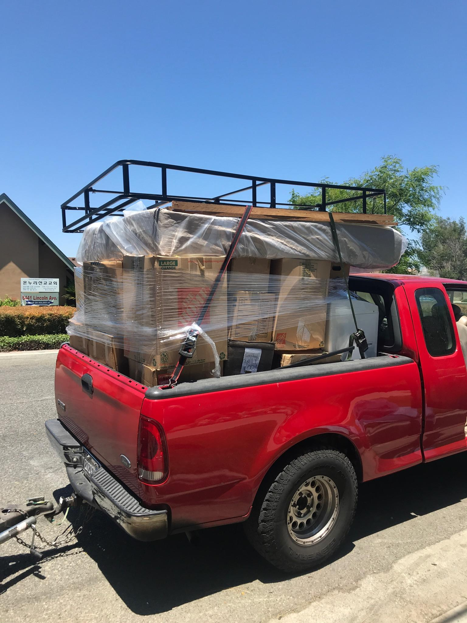 F150 MOVING