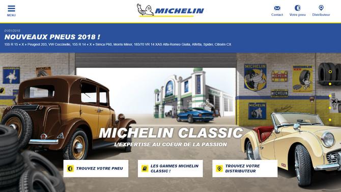 Site Michelin