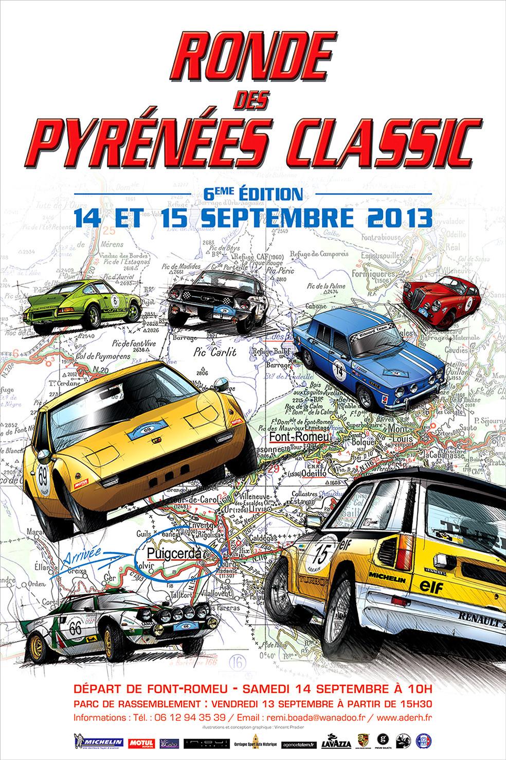 Ronde des Pyrénées Classic 2013