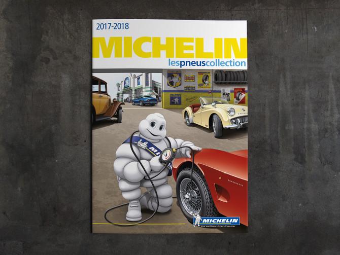 Catalogue Michelin 2017-2018
