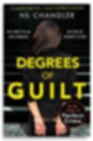 Degreesof Guilt book by Helen Fields
