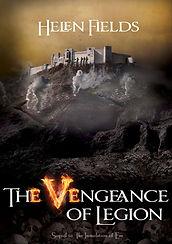 The Vengeance of Legion Fantsy Fiction Helen Fields