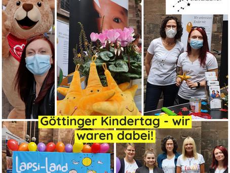 Göttinger Kindertag – wir waren dabei!