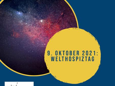 Welthospiztag am 9. Oktober