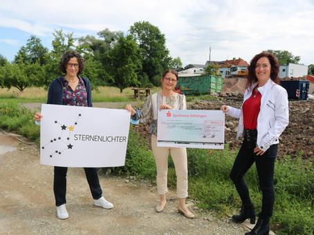 850 Euro Spende aus Northeim
