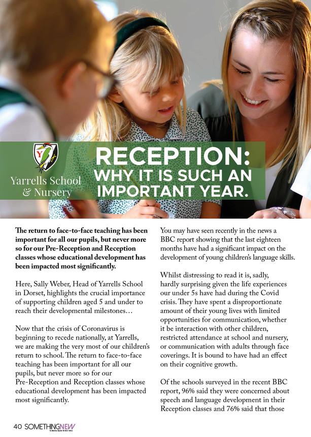 Yarrells School and Nursery